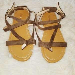 Chaowan Strappy Sandals